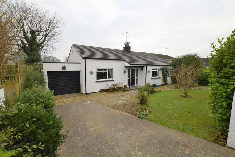 3 Bedrooms Detached Bungalow for sale in Meadow Park, Treffgarne, Haverfordwest