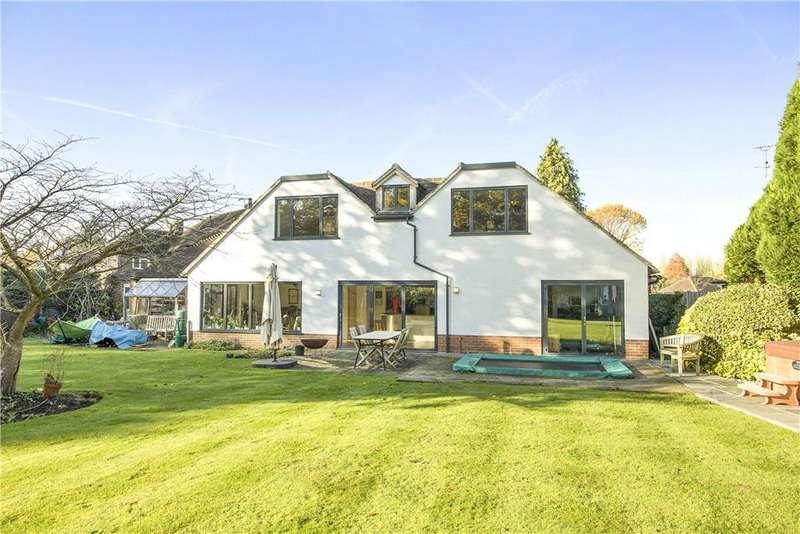 5 Bedrooms Detached House for sale in Lime Close, West Clandon, Guildford, Surrey, GU4