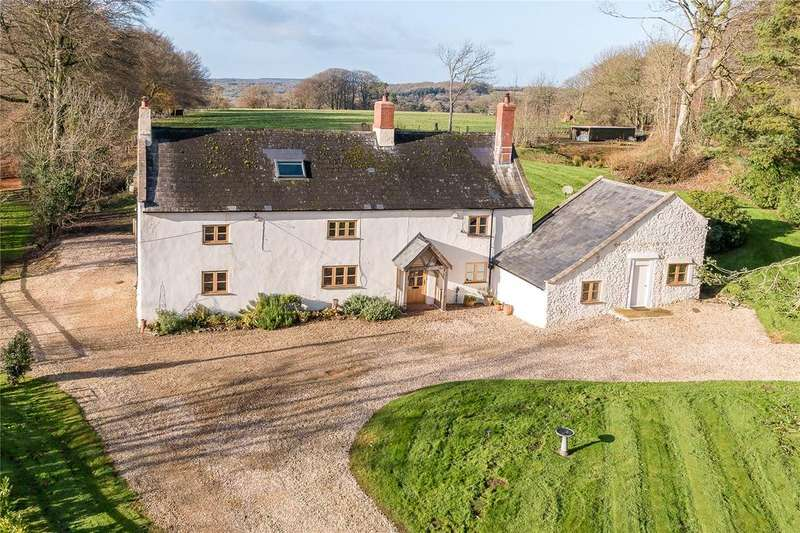 5 Bedrooms Detached House for sale in Churchstanton, Taunton, Somerset