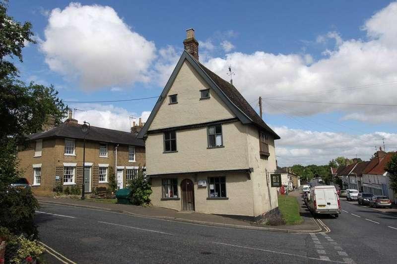 1 Bedroom Detached House for sale in Gracechurch Street, Debenham, Stowmarket, Suffolk