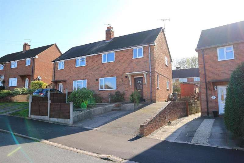 3 Bedrooms Semi Detached House for sale in Murcroft Road, Stourbridge