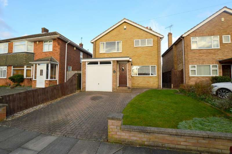 3 Bedrooms Detached House for sale in Broughton Avenue, Luton, LU3 2AR