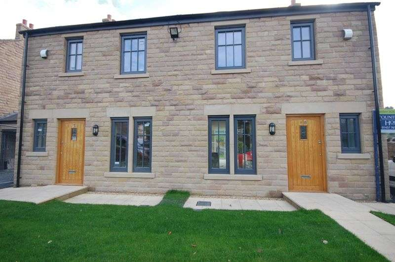 3 Bedrooms Property for sale in Jubilee Close (Freehold), Glossop