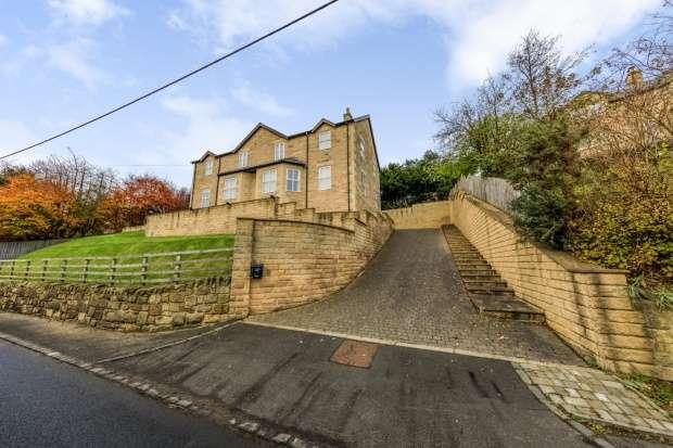 5 Bedrooms Detached House for sale in Eglingham, Alnwick, Northumberland, NE66 2TZ