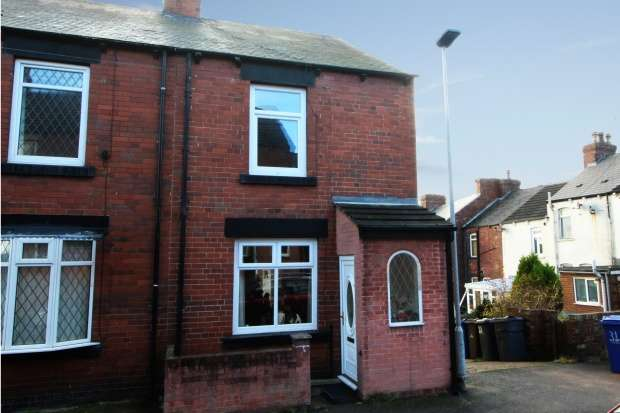 3 Bedrooms Property for sale in New Street, Barnsley, South Yorkshire, S70 4TE