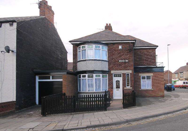 3 Bedrooms Detached House for sale in Caledonian Road, Foggy Furze, Hartlepool