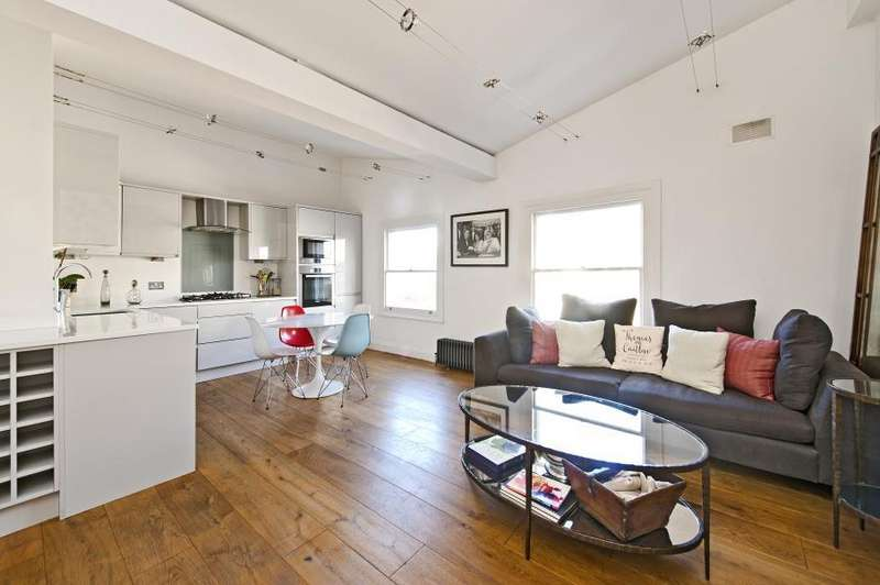 2 Bedrooms Flat for sale in Ladbroke Grove, North Kensington W10