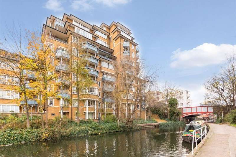 4 Bedrooms Flat for sale in Finch Lodge, Admiral Walk, London