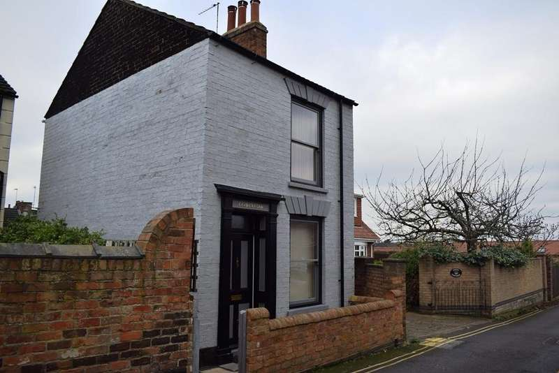 2 Bedrooms Detached House for sale in Cinderford, Cinder Lane, Louth