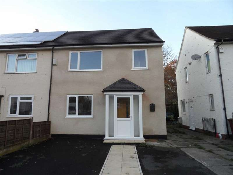 3 Bedrooms Semi Detached House for sale in Belsay Drive, Newall Green