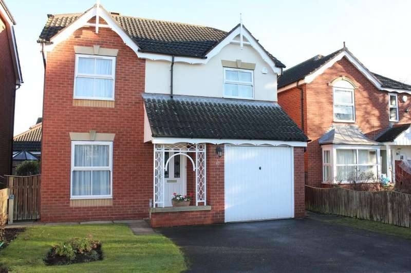 4 Bedrooms Detached House for sale in 47 Millfield Lane Nether Poppleton YO26 6NZ