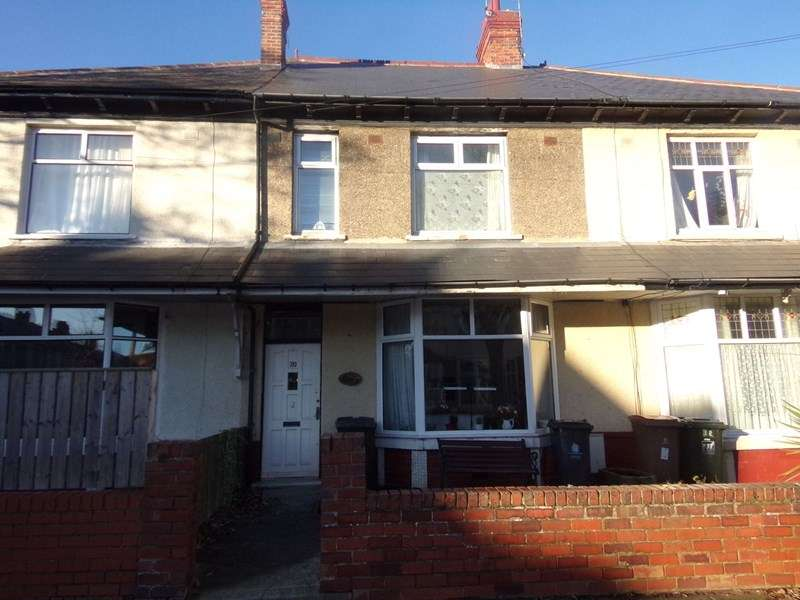 3 Bedrooms Property for sale in Eastbourne Gardens, Whitley Bay, Tyne and Wear, NE26 1PT