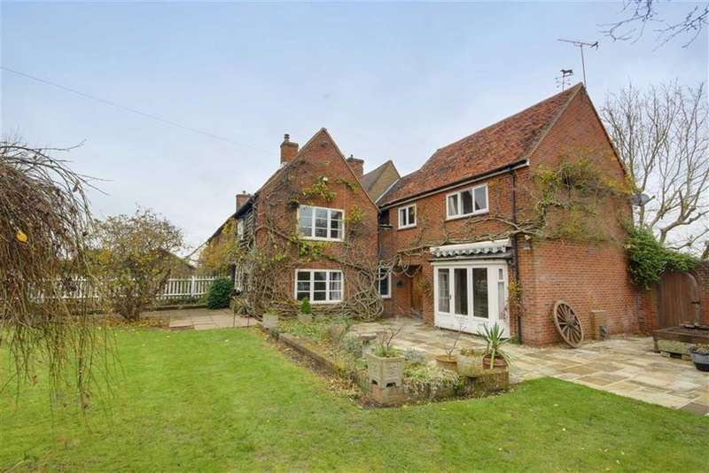 4 Bedrooms Cottage House for sale in Bayford Green, Bayford, Hertfordshire