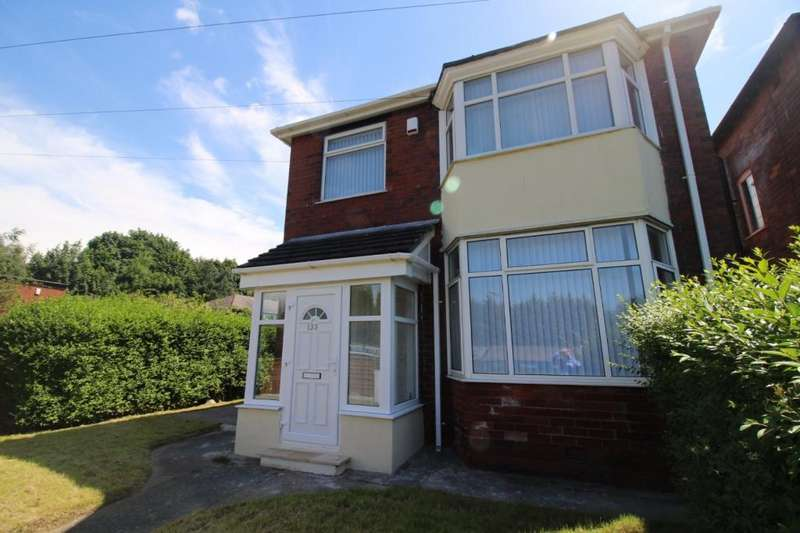 3 Bedrooms Detached House for sale in Hilton Lane, Prestwich, Manchester, M25