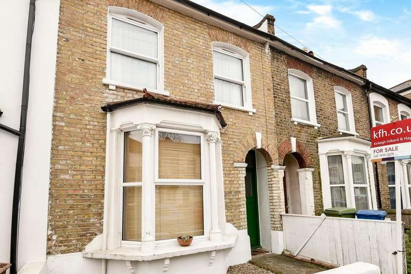 2 Bedrooms Flat for sale in Lugard Road, Peckham