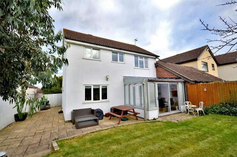 4 Bedrooms Detached House for sale in 7 Borradale Court, Steeple Bumpstead
