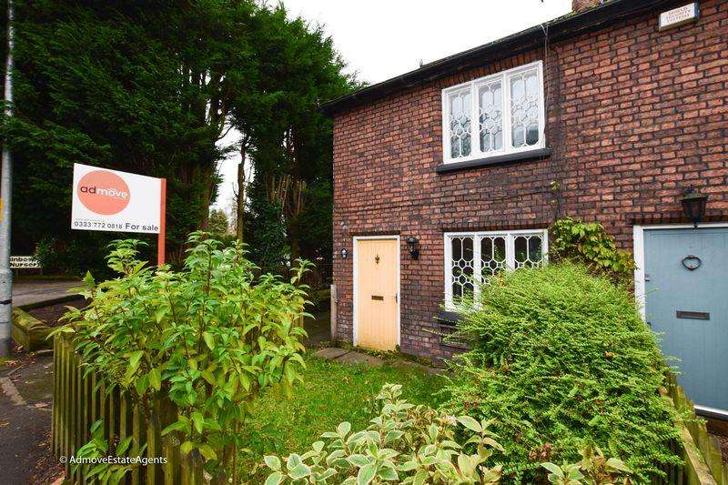 2 Bedrooms Terraced House for sale in Church Road, Lymm