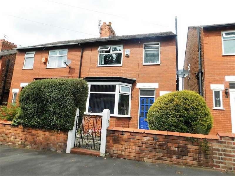 3 Bedrooms Semi Detached House for sale in Cashmere Road, Edgeley, Edgeley