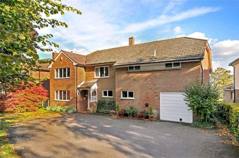 5 Bedrooms Detached House for sale in Olivers Battery Road North, Winchester, Hampshire, SO22
