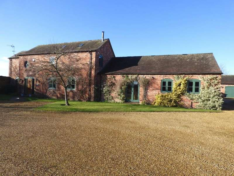 4 Bedrooms Barn Conversion Character Property for sale in Colton Road, Colton, Staffordshire