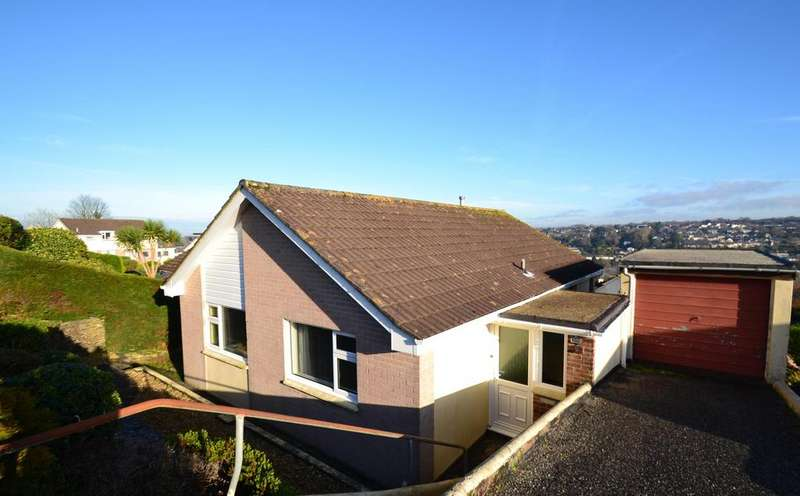 2 Bedrooms Detached Bungalow for sale in Bosvenna View, Bodmin
