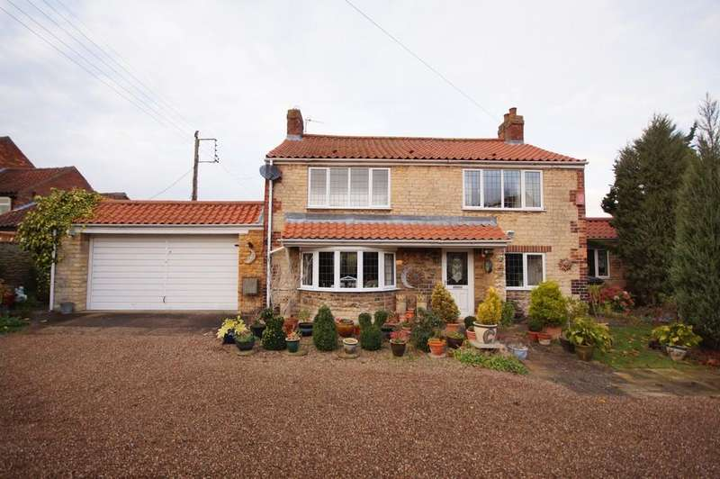 3 Bedrooms Detached House for sale in Back Lane, Heighington