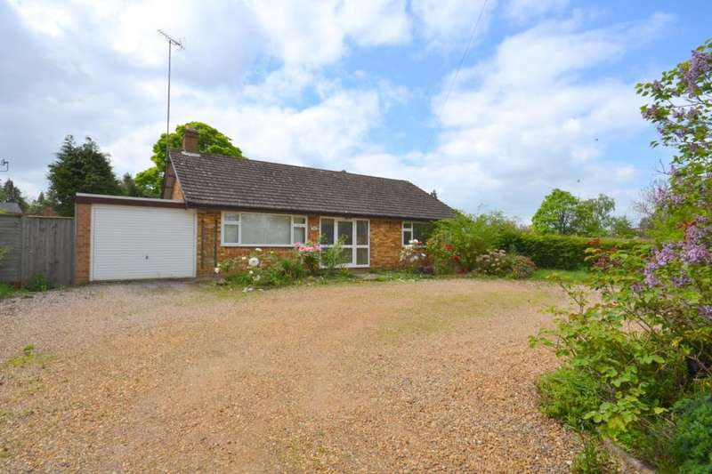 3 Bedrooms Detached House for sale in Ecton Lane, Sywell, Northampton, NN6