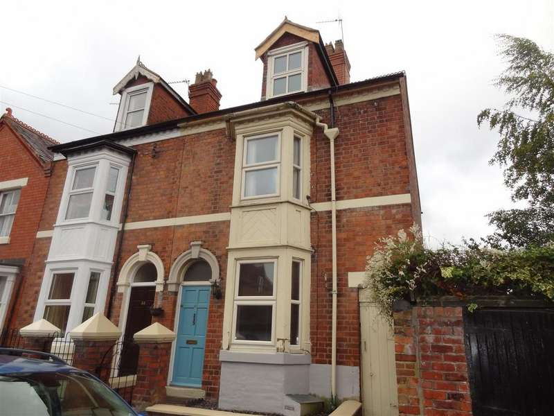4 Bedrooms Town House for rent in Tankerville Street, Shrewsbury