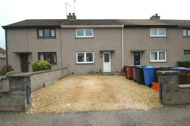 2 Bedrooms Terraced House for sale in 94 Reid Street, ELGIN, Moray