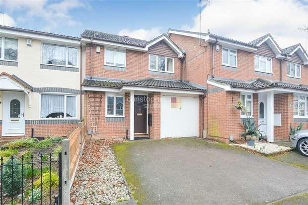 3 Bedrooms Terraced House for sale in Friends Avenue, Cheshunt, WALTHAM CROSS, Hertfordshire