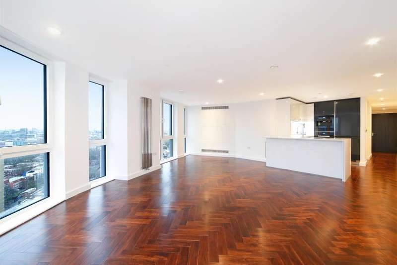 2 Bedrooms Apartment Flat for rent in Eagle Black, City Road, EC1V