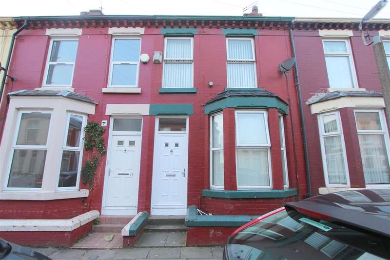 3 Bedrooms Terraced House for sale in Ingrow Road, Kensington, Liverpool