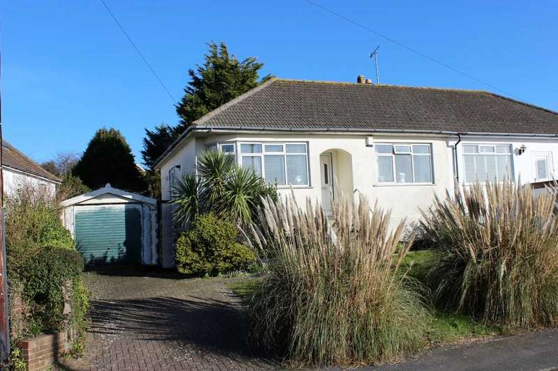 2 Bedrooms Bungalow for sale in The Ridgway, Brighton