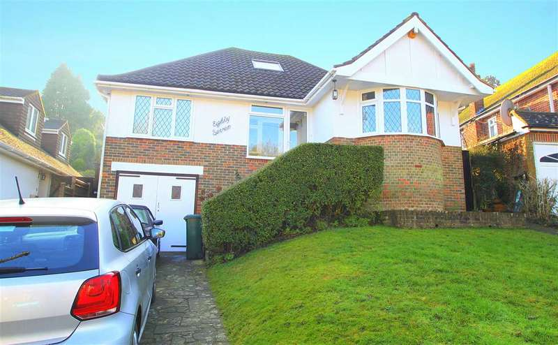 3 Bedrooms Bungalow for sale in Valley Drive, Brighton