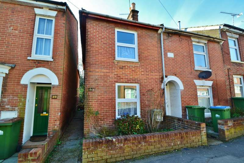 2 Bedrooms House for sale in Southampton
