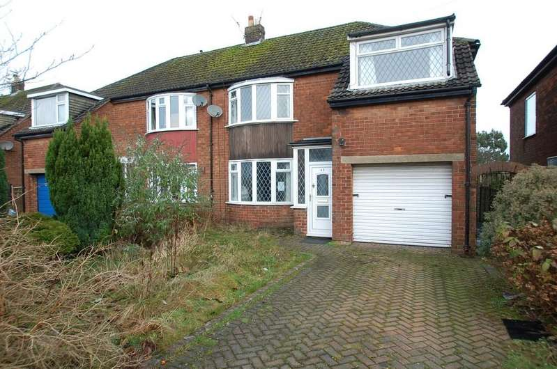 4 Bedrooms Semi Detached House for sale in Whinney Lane, Lammack