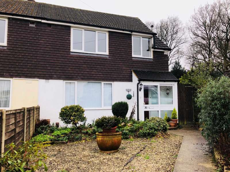 3 Bedrooms Semi Detached House for rent in Old Park Close, Farnham