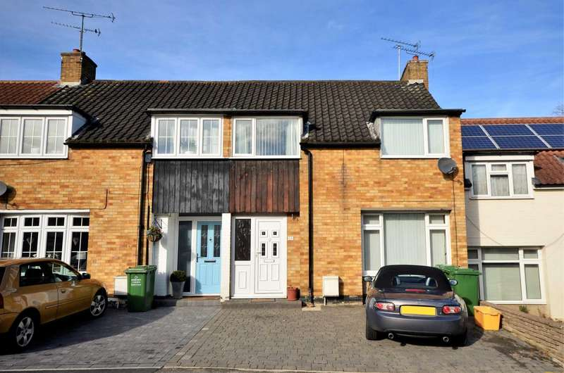 3 Bedrooms Terraced House for sale in Monoux Close, Billericay