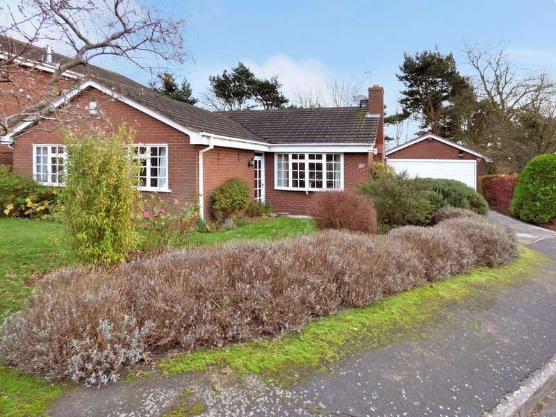 3 Bedrooms Detached Bungalow for sale in Darnford Moors, Lichfield