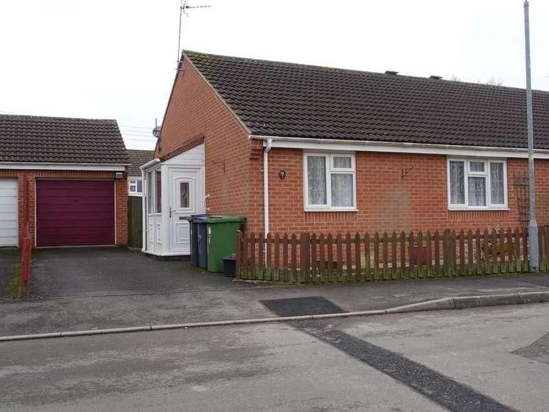 2 Bedrooms Semi Detached Bungalow for sale in Southwick, Trowbridge