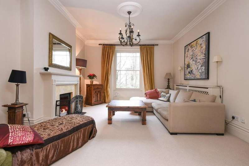 2 Bedrooms End Of Terrace House for sale in Edith Grove, Chelsea