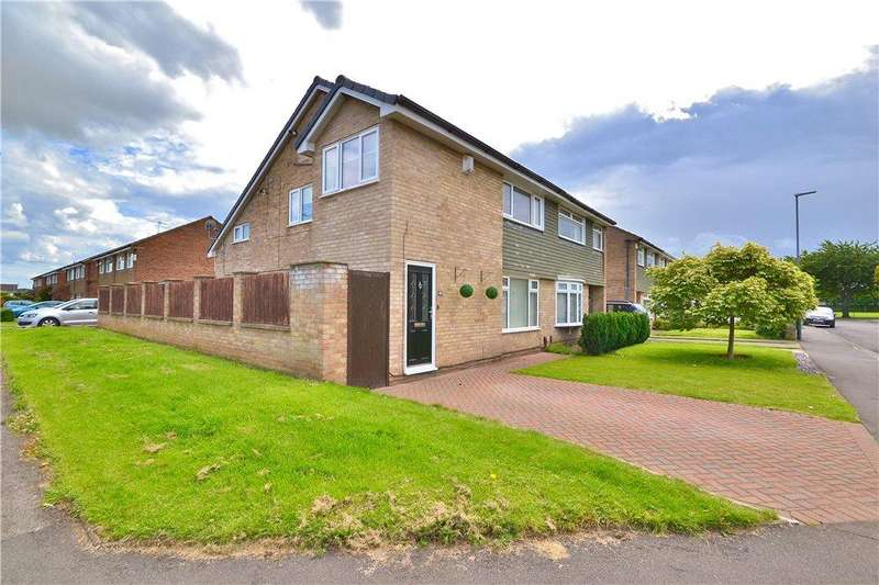 4 Bedrooms Semi Detached House for sale in Petrel Crescent, Norton, Stockton-On-Tees