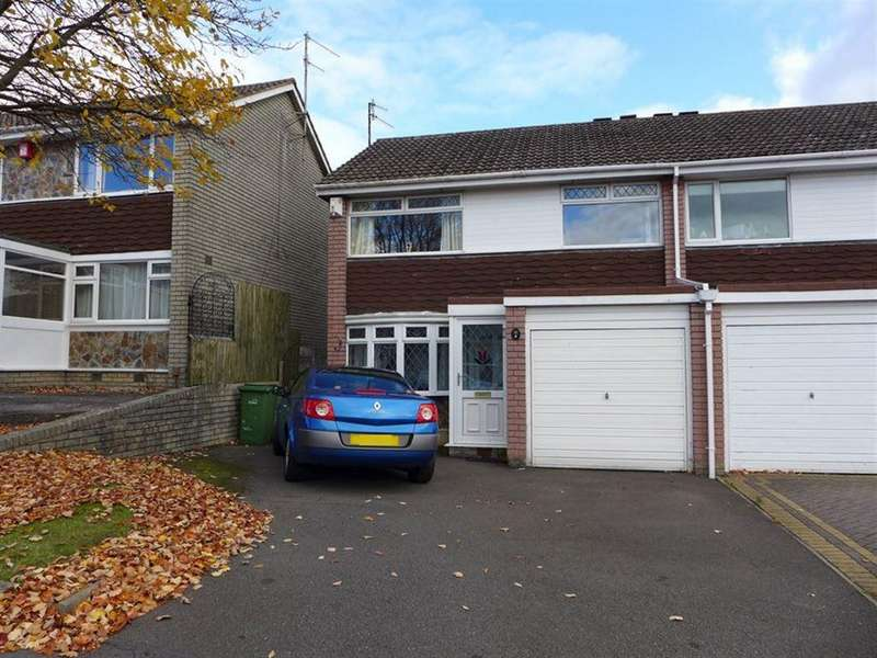 3 Bedrooms Semi Detached House for rent in Wythall Road, Halesowen