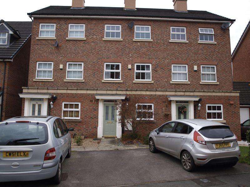 3 Bedrooms Terraced House for sale in Drillfield Road, Northwich, CW9 5HT