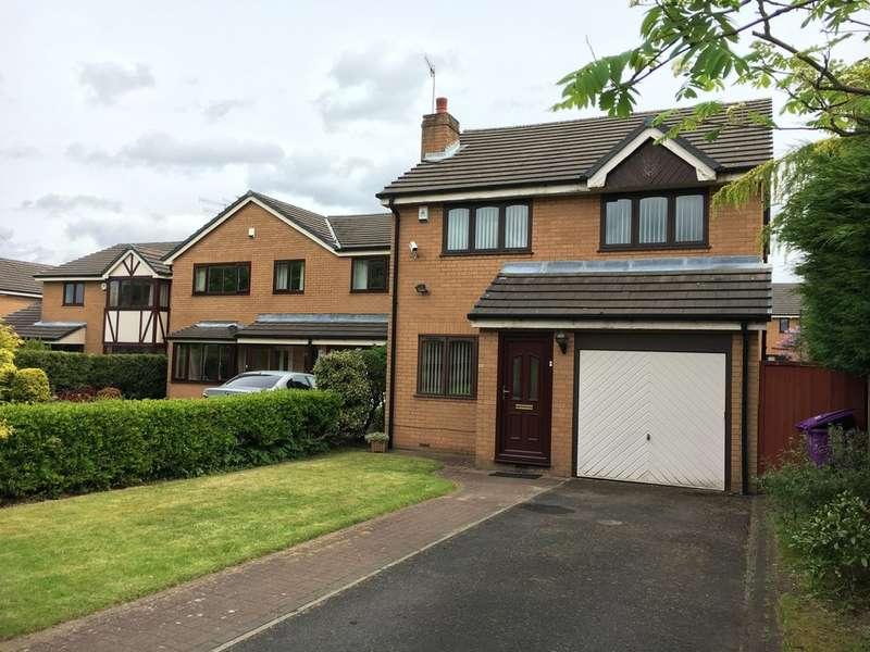 3 Bedrooms Detached House for rent in Stonecrop, Calderstones, Liverpool, L18