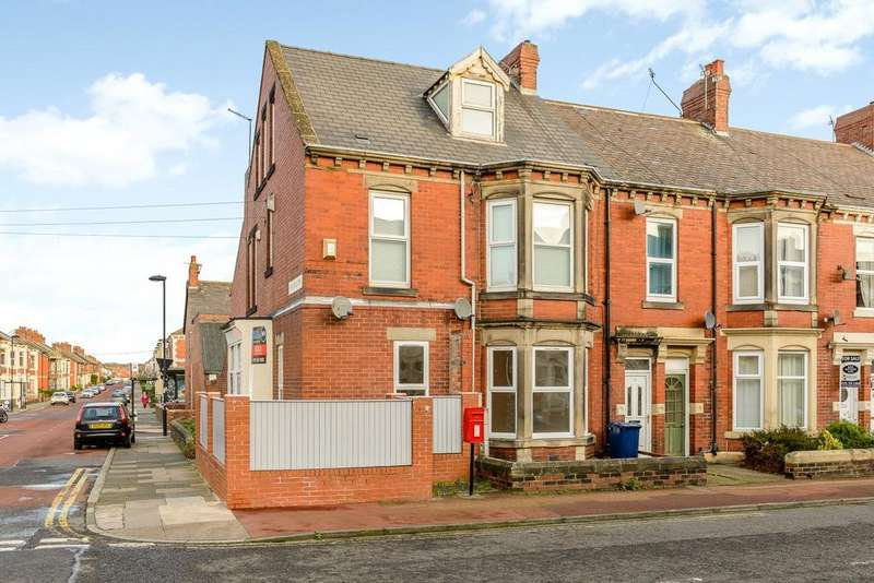 3 Bedrooms Apartment Flat for sale in Whitefield Terrace, Heaton, Newcastle Upon Tyne, Tyne Wear