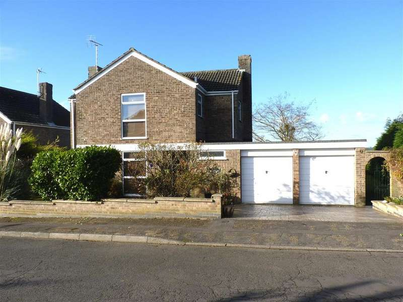 4 Bedrooms Detached House for sale in Dallacre Drive, Wilbarston, Market Harborough