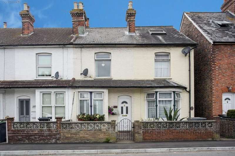 3 Bedrooms Terraced House for sale in Tonbridge