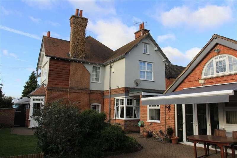 5 Bedrooms Unique Property for sale in Lutterworth Road, Blaby, Leicestershire
