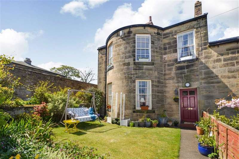 5 Bedrooms Terraced House for sale in Clive Terrace, Alnwick, Northumberland